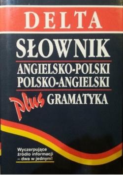 Słownik angielsko polski polsko angielski plus gramatyka