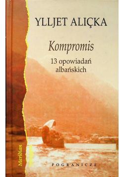 Kompromis 13 opowiadań albańskich