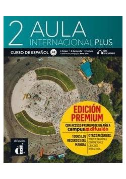 Aula Internacional Plus 2 podręcznik + ćw premium