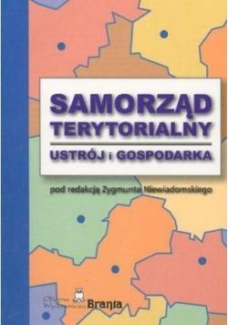 Samorząd terytorialny Ustrój i gospodarka