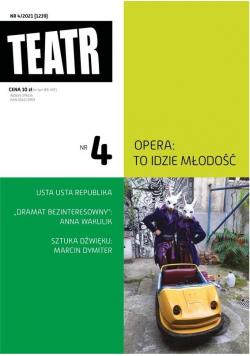 Teatr 4/2021