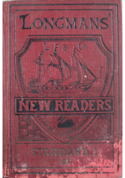 The First Reader for Standard I 1907 r.