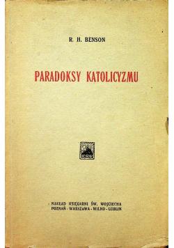 Paradoksy katolicyzmu 1923 r