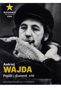 Mistrzowie polskiego kina Tom 1 Popiół i diament DVD Nowa