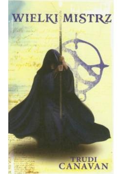 Trylogia czarnego maga Tom 3 Wielki mistrz pocket