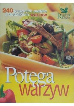 Potęga warzyw 240 pysznych potraw z dodatkiem warzyw