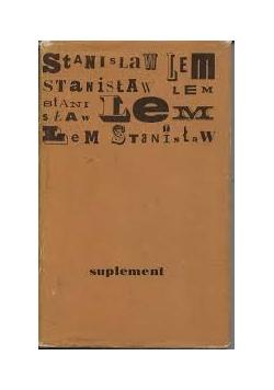 Stanisław Lem suplement