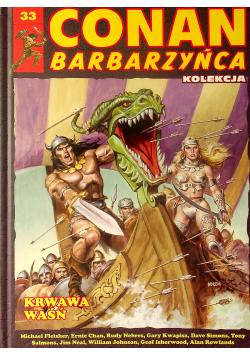 Conan Barbarzyńca Krwawa waśń 33