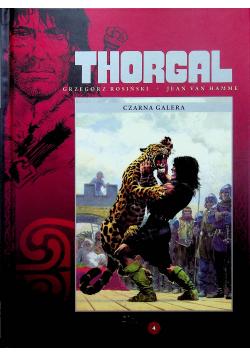 Thorgal Czarna galera Tom 4
