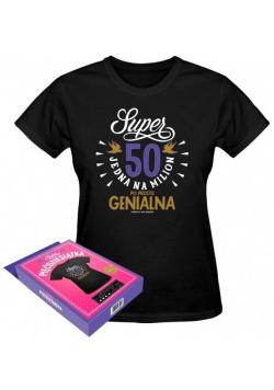 Koszulka dla Niej-50 XL