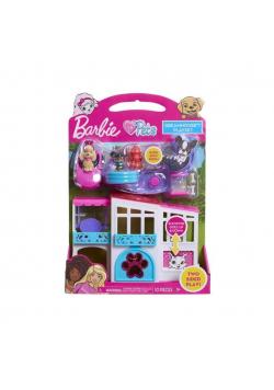 Barbie Wymarzony domek dla zwierzaków
