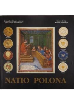Natio Polona Uniwersytety w Polsce i we Włoszech Wieki XIII XX
