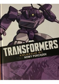 Transformers Kolekcja G1 Tom 2