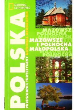 Polska przewodnik turystyczny Mazowsze i północna Małopolska