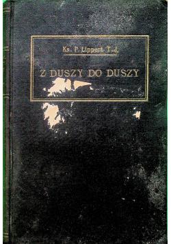 Z duszy do duszy listy duchowne do dobrych ludzi 1928 r