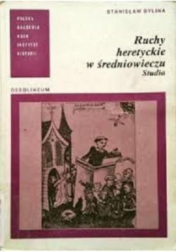 Ruchy heretyckie w średniowieczu