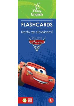 Flashcards Karty ze słówkami Auta 3