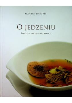O jedzeniu Szlakiem Polskiej Prowincji