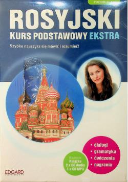 Rosyjski Kurs podstawowy Ekstra