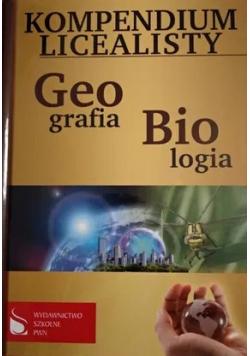 Kompendium Licealisty Biologia  Geografia
