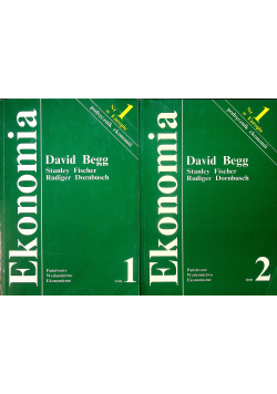 Ekonomia Tom I i II