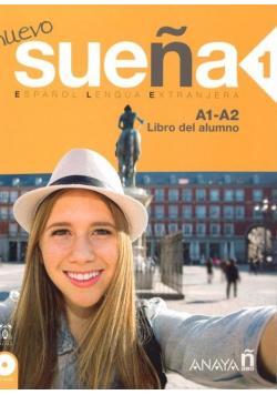 Nuevo Suena 1 A1-A2 podręcznik + 2CD