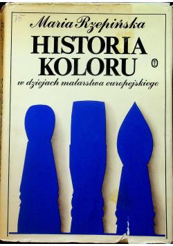 Historia Koloru