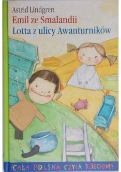 Emil ze Smalandii Lotta z ulicy Awanturników