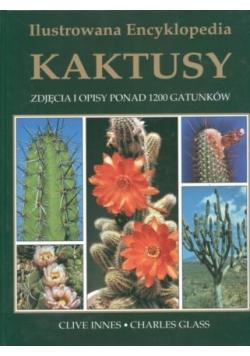 Ilustrowana encyklopedia Kaktusy