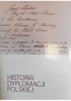 Historia dyplomacji polskiej Tom 4