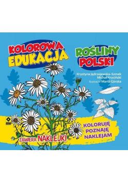 Kolorowa edukacja - Rośliny Polski w.2016