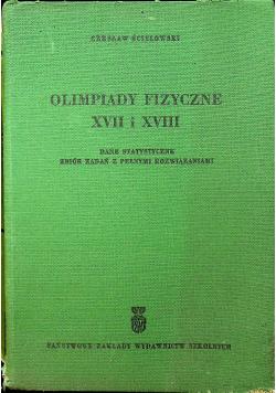 Olimpiady Fizyczne XIII i XIV