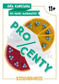 Gra karciana do nauki matematyki - Procenty