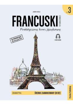 Francuski w tłumaczeniach. Gramatyka 3 w.2020