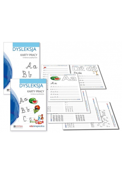 Karty pracy - Dysleksja