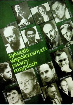 Sylwetki współczesnych pisarzy rosyjskich