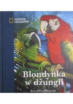 Blondynka w Dżungli