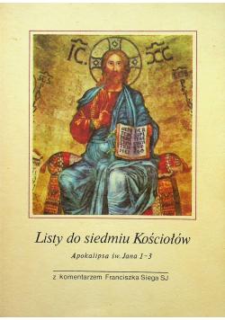 Listy do siedmiu Kościołów