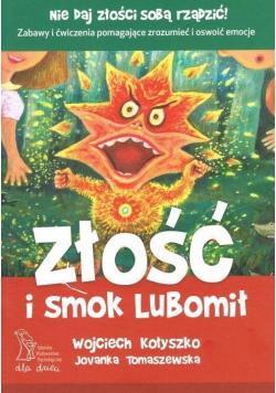 Złość i smok Lubomił w.2020