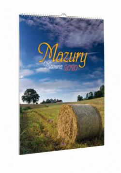 Kalendarz 2020 A3-11 Mazury