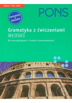 Gramatyka z ćwiczeniami Włoski