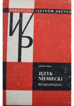 Język niemiecki dla początkujących 9 zeszytów