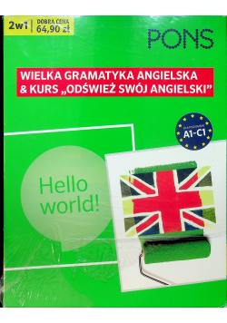 Odśwież swój angielski Kurs plus gramatyka A1 C1 PAK2