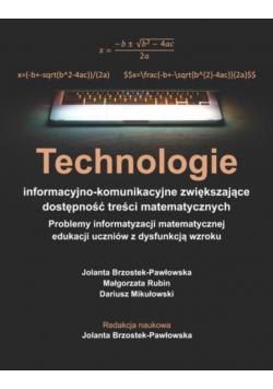 Technologie informacyjno-komunikacyjne..