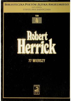 Herrick 77 wierszy