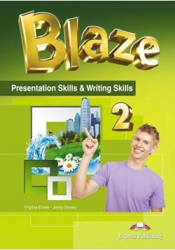 Blaze 2.Presentation Skills & Writing Skills