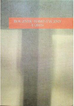 Rocznik Tomistyczny 4 / 2015