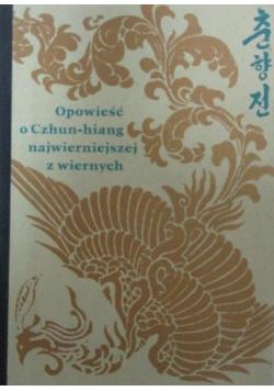 Opowieść o Czhun-hiang najwierniejszej z wiernych