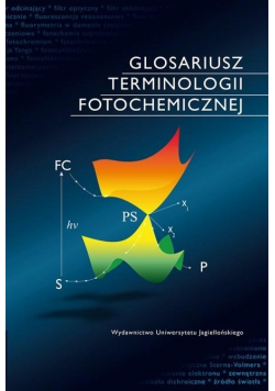 Glosariusz terminologii fotochemicznej