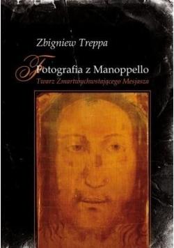 Fotografia z Manoppello Twarz Zmartwychwstającego